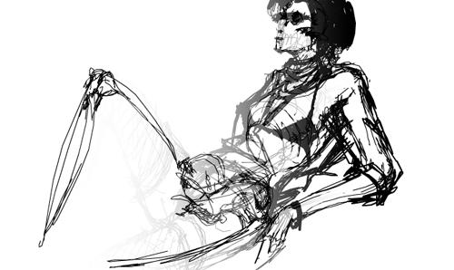draw-woman